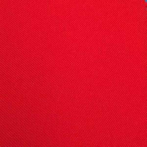 Габардин, арт. 826, 696, №18 красный, 100% полиэстер.