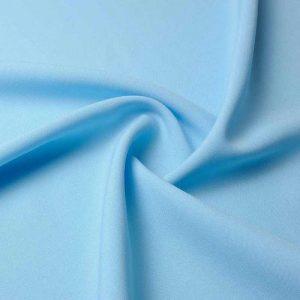 Габардин, арт. 826, 696, № 21 голубой, 100% полиэстер.