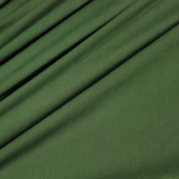 Габардин, арт. 826, 696, №_27 бутылочно зеленый, 100% полиэстер.