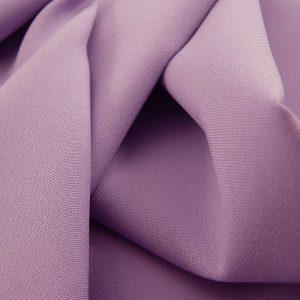 Габардин, арт. 826, 696, №34 светло фиолетовый, 100% полиэстер.