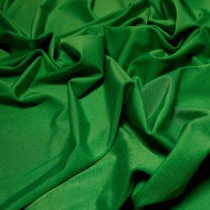 Бифлекс (лайкра) стрейч, арт.8300, №28 зеленый. Состав 90% полиэстер,10% спандекс.
