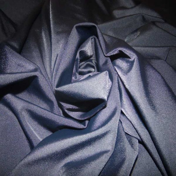 Бифлекс (лайкра) стрейч, арт.8300, №29 черный. Состав 90% полиэстер,10% спандекс.