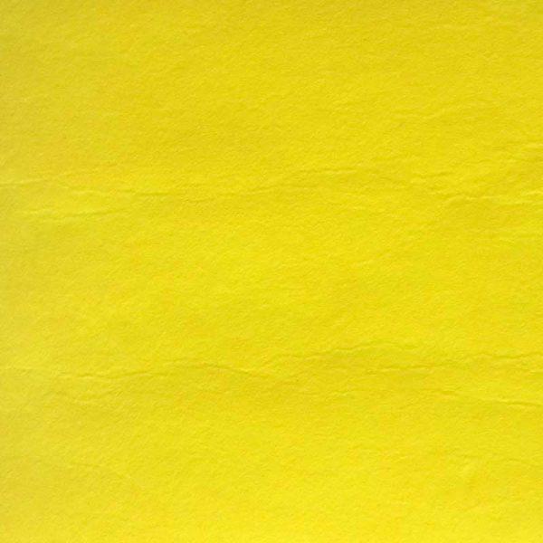 Фетр толщина 1 мм, ширина 0,85 м, №21 лимонный.