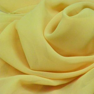 Шифон, арт. 8009, №27, желтый.