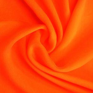 Шифон, арт. 8009, №29, оранжевый.