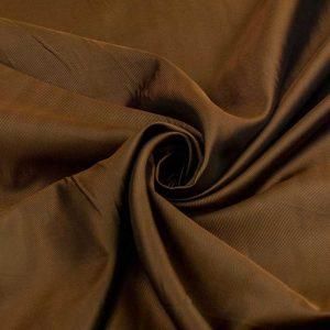 Подкладочная ткань, арт. 210Т, №29 коричневая.