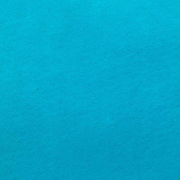 Фетр толщина 1 мм, ширина 0,85 м, №34 бирюзовый.