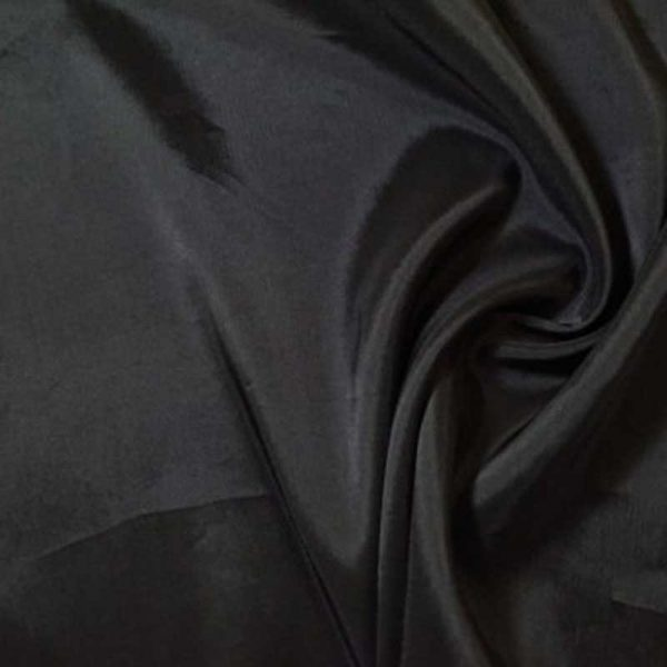 Подкладочная ткань, арт. 210Т, №36 черная.