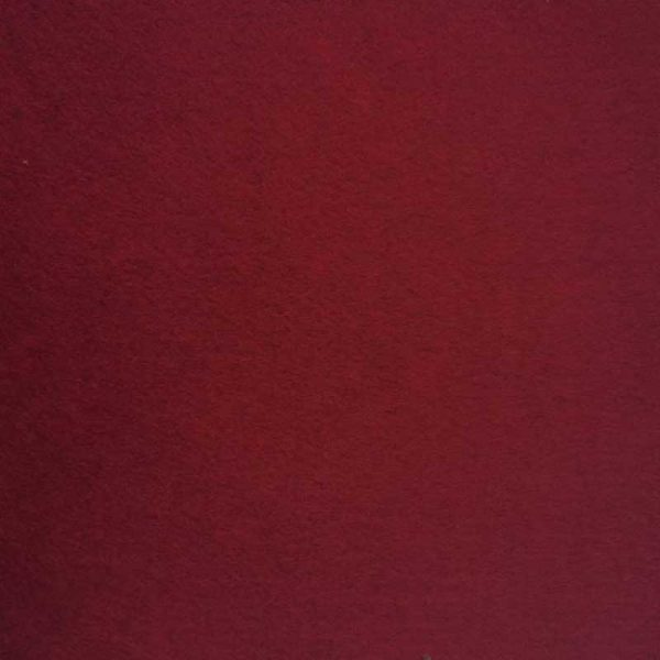 Фетр толщина 2 мм, ширина 1 м, №38 бордовый.