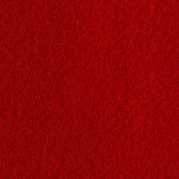 Фетр толщина 2 мм, ширина 1 м, №39 красный.