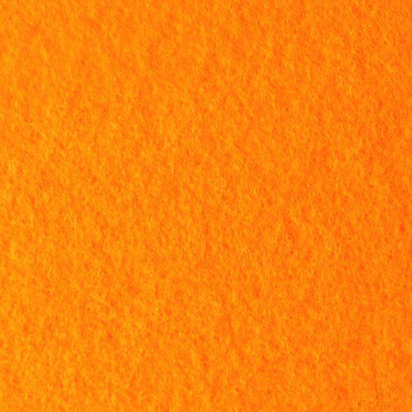 Фетр толщина 2 мм, ширина 1 м, №47 оранжевый.