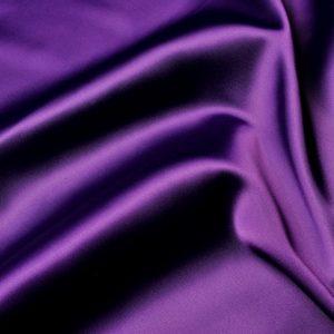 Полисатин, арт. 35342, №49 фиолетовый. Состав 100% полиэстер.
