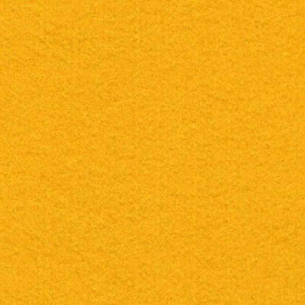 Фетр толщина 2 мм, ширина 1 м, №50 желтый.