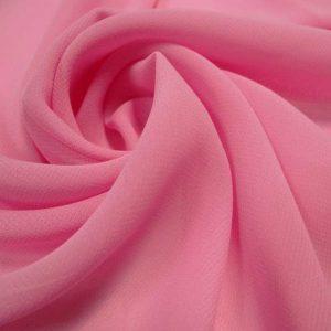 Шифон, арт. 8009, №6, розовый.
