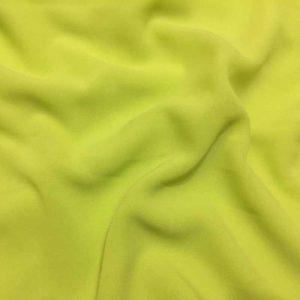 Шифон, арт. 8009, №60, лимонный.