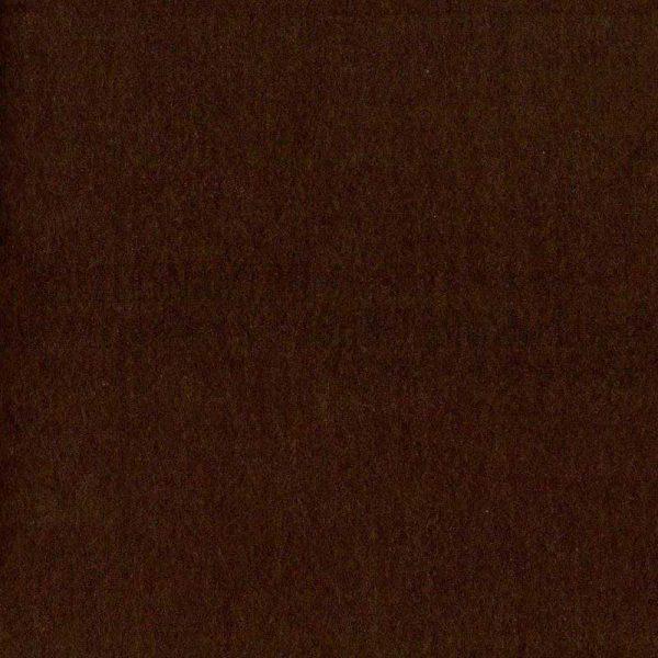 Фетр толщина 2 мм, ширина 1 м, №63 коричневый.