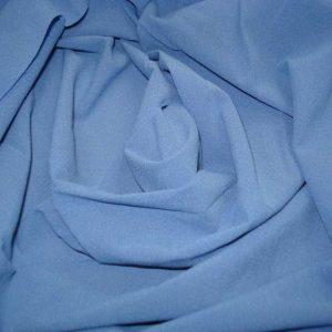 Шифон стрейч (вискоза), арт. 100D, №88 голубой.