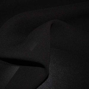 Шифон, арт. 8009, №98, черный.