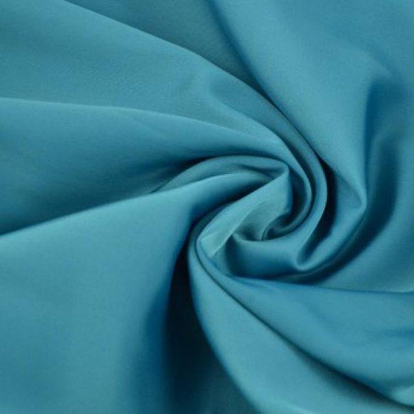 Подкладочная ткань - вискоза. Морская волна.