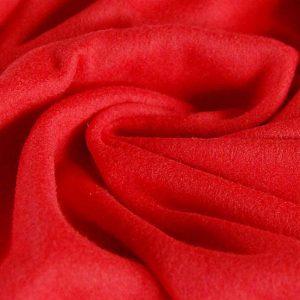Флис красный, ш.1,7 м,100% полиэстер