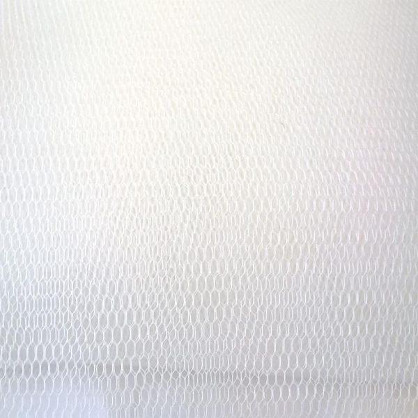 Фатин белый жесткий 60D