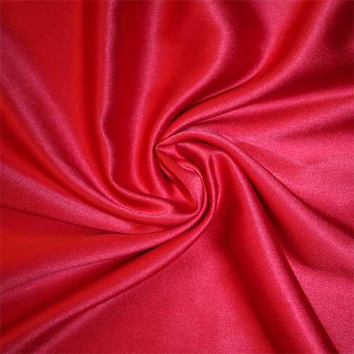 Атлас плотный Regal art.8021 № 1 красный