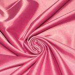 Атлас тонкий art.8001 №4 розовый