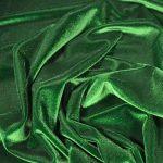 Бархат стреч art.8500 №6 зеленый