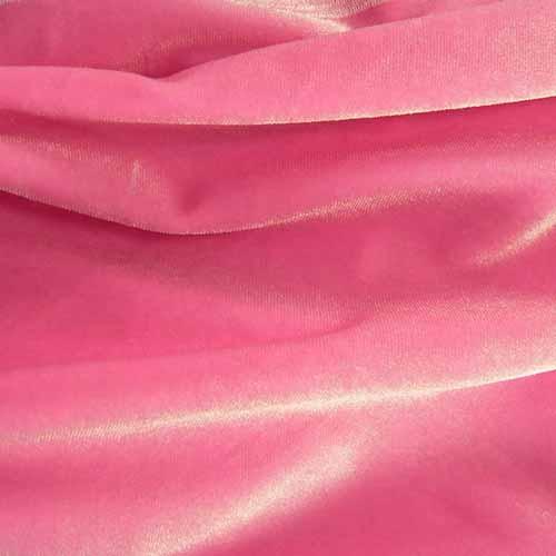 Бархат стрейч art. 8500 №24 розовый