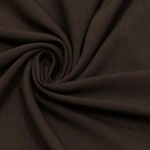 Костюмная вискоза-стрейч, арт. 6188 № 059 шоколад, 33% вискоза, 63% полиэстер, 4% эластан