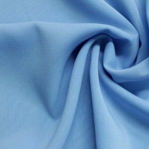 Костюмно плательная стрейч арт. 1329 № 05 светло-голубой
