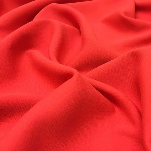 Костюмно плательная стрейч арт.1329 № 17 красный
