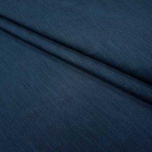 Вискоза однотонная art. 8101, №38 темно-синяя