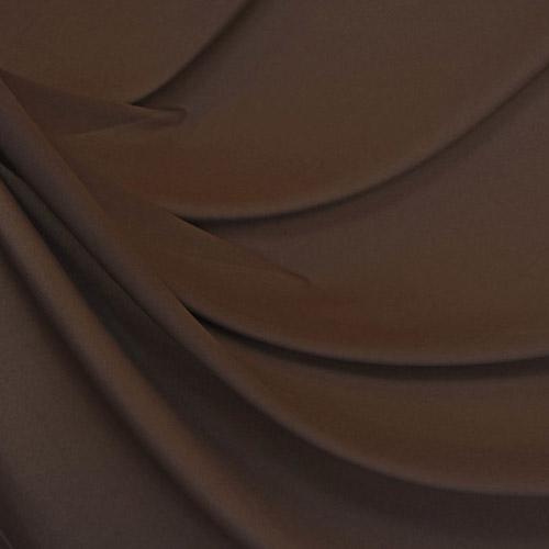 Вискоза стрейч art .100D №10 коричневый