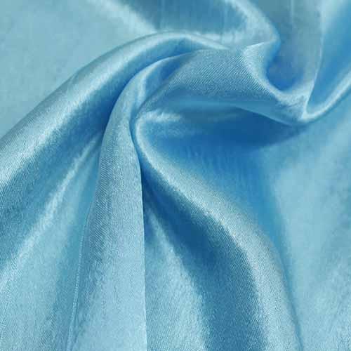 Креп-сатин art. 8007 №41 голубой