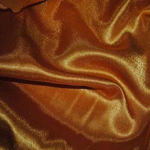 Креп-сатин art. 8007 №62 темное-золото