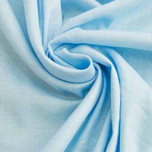 Лен - вискоза Art.8102 № 17 голубой