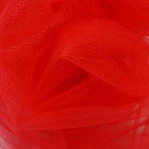 Фатин 30D 3м средний блеск №26 красный