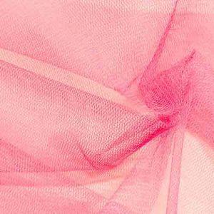 Фатин 60D жесткий №2 розовый