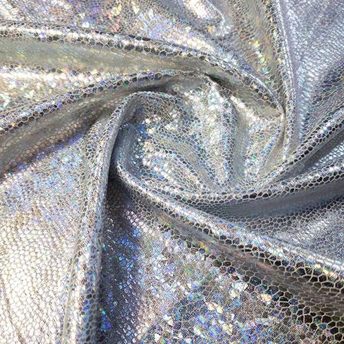 Голограмма D art. 8400 серебро крупное