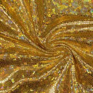 Голограмма D art. 8400 золото крупное
