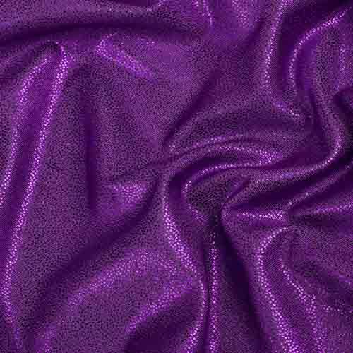 Голограмма трикотаж art.8400 № 7 фиолетовый