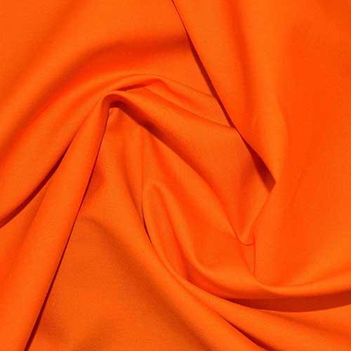 Коттон 100% оранжевый