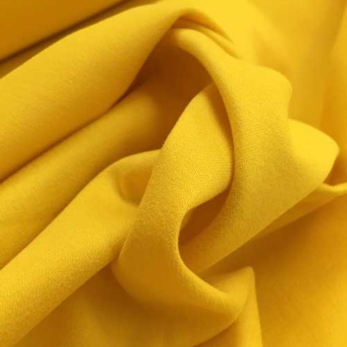 Коттон 100% желтый