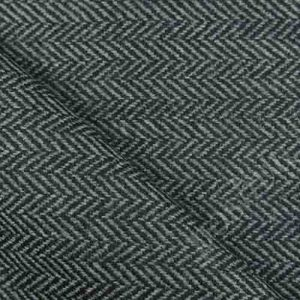 Польтовая ёлочка art. 1609 серая