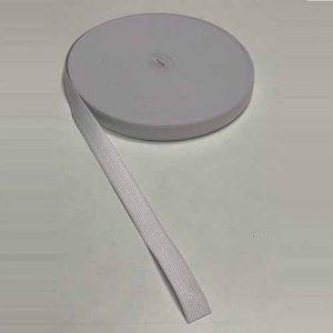 Резинка белая 2см art. EL20