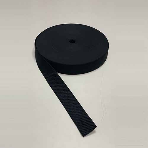 Резинка черная 3 см art. EL-30