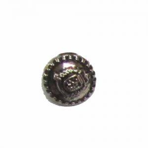 Пуговицы art. 1108 № 24 L серебро